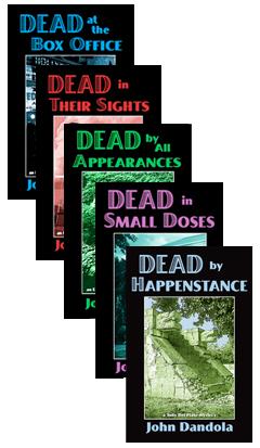 The West Orange-based Mystery Novels