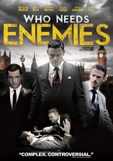 Who Needs Enemies DVD