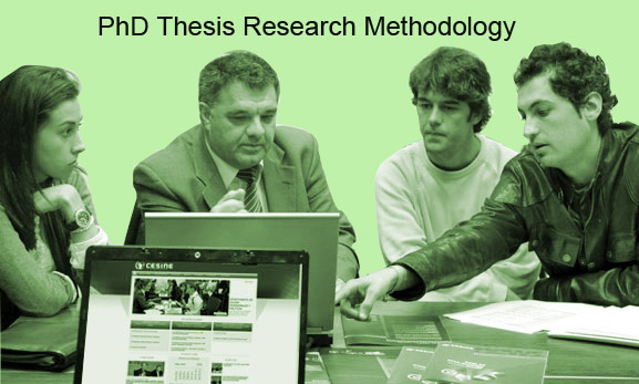 Phd thesis research methodology