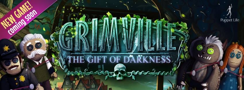 Grimville The Gift of Darkness by Puppet Life