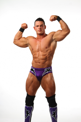 Mr. PEC-Tacular, Photo courtesy of Lee South, TNA Entertainment