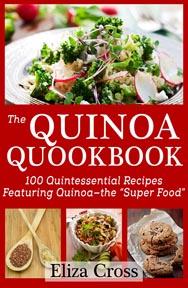 The Quinoa Quookbook by Eliza Cross