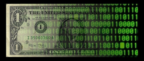 - Is Data worth more than Cash to Banks? -