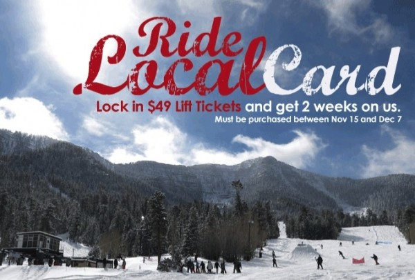 LVSSR launches Ride Local Card
