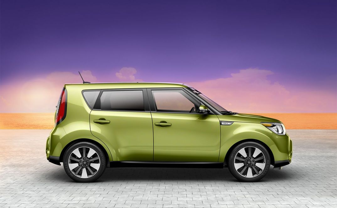 the 2014 kia soul receives active lifestyle vehicle of the year award fisher kia prlog. Black Bedroom Furniture Sets. Home Design Ideas