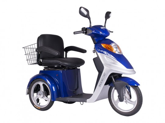 X-Treme XMB-420E Three Wheel Electric Scooter