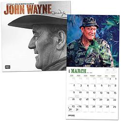 2014 John Wayne Calendar