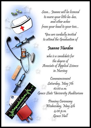 nurse prayer as gift to nursing graduates