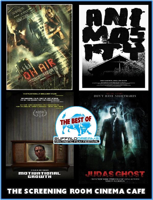Best of Buffalo Dreams Fantastic Film Festival