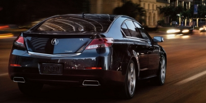 Acura Dealer on The Chicagoland Acura Dealers Have A New Website With Excellent
