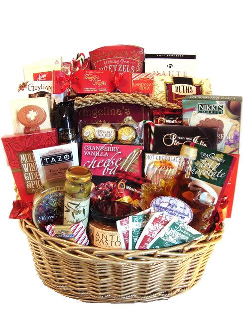 Gift Baskets Toronto Christmas : Christmas gift baskets now available from giftwithabasket