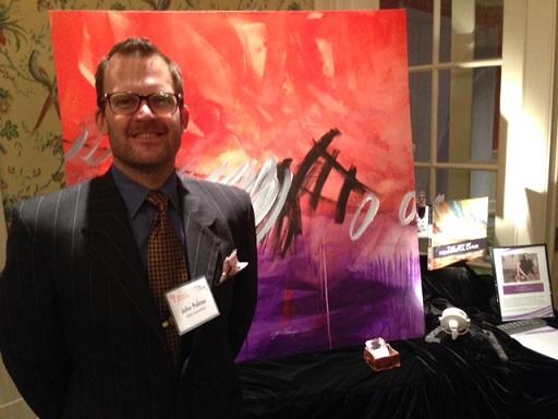 John Ross Palmer at WITS Gala