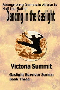 Dancing in the Gaslight by Victoria Summit