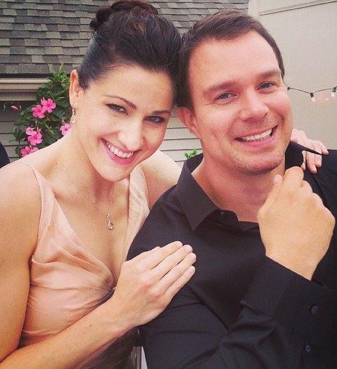 Jessica Richman and Jason Sargus