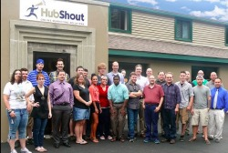 The HubShout Team