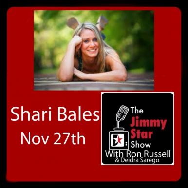 Shari Bales on The Jimmy Star Show