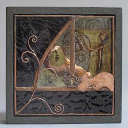 The Clock-Keeper by Lynn Wartski