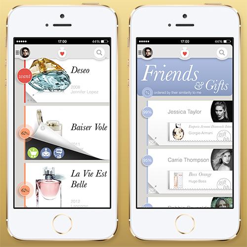 Perfumance App