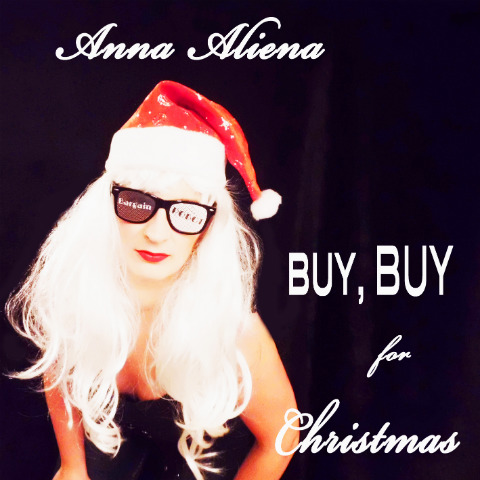 "Cover of ""Buy, Buy for Christmas"""