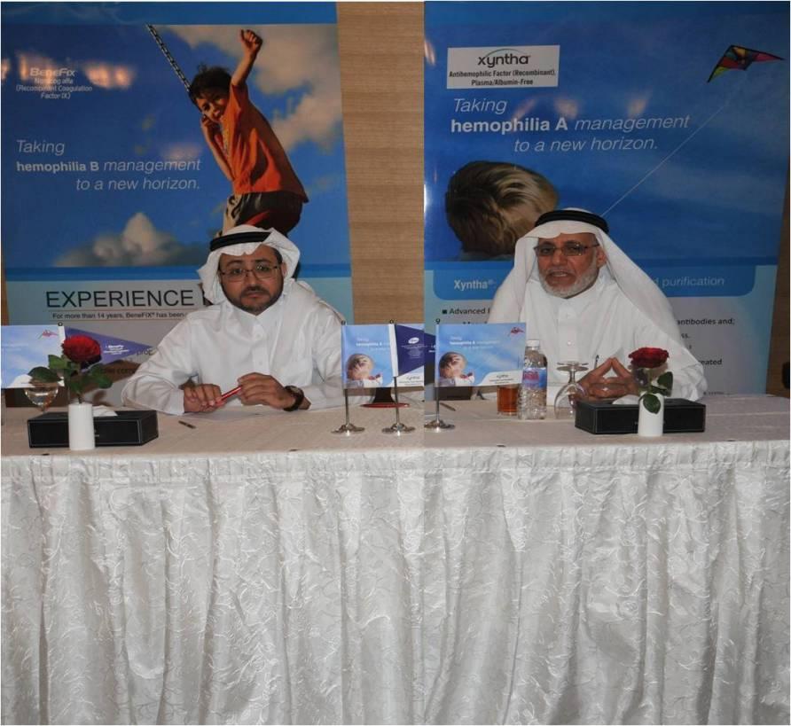 Prof. Al Momen & Dr. Owaidha