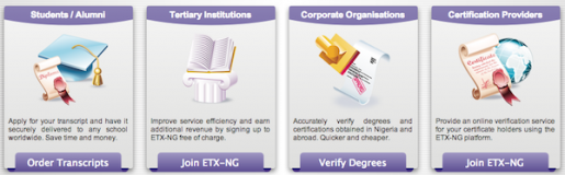 ETX-NG, An Electronic Transcript Exchange For Nigeria