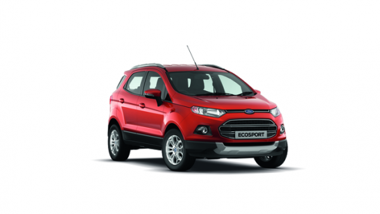 Ford EcoSport at Roy Chapman Ltd