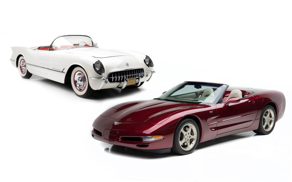 Lance Miller Corvettes