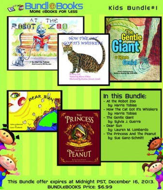 Kids Bundle #1 is available until 12/16/13 at www.bundlebooks.net for $6.99.
