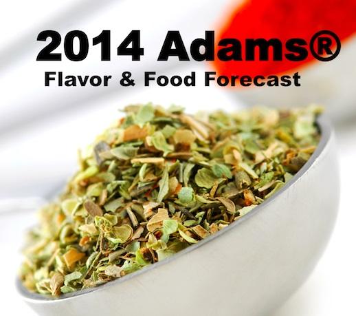 2014 Flavor & Food Forecast logo
