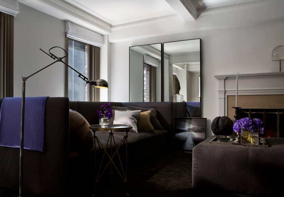 Michael Dawkins Home - New Showroom in New York