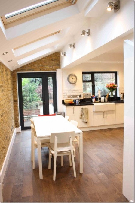 Simply Extend Transforms Familys London Home With Unique