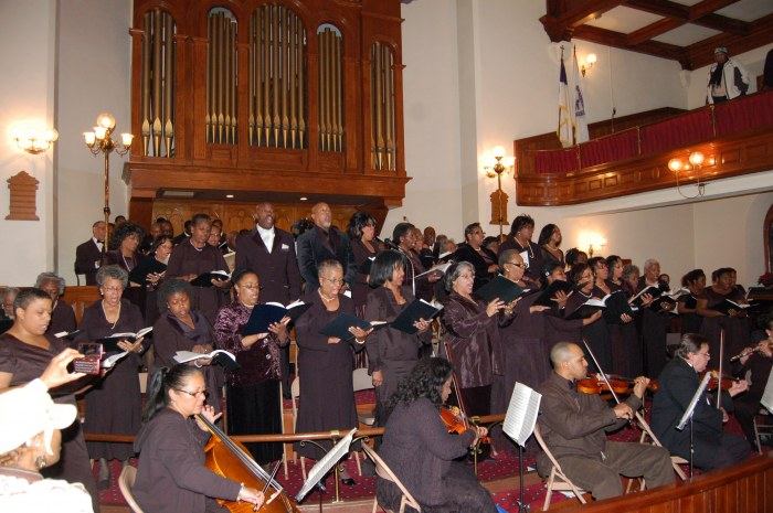 Handel's Messiah At Mother Bethel AME Church Is December 15th at 6pm