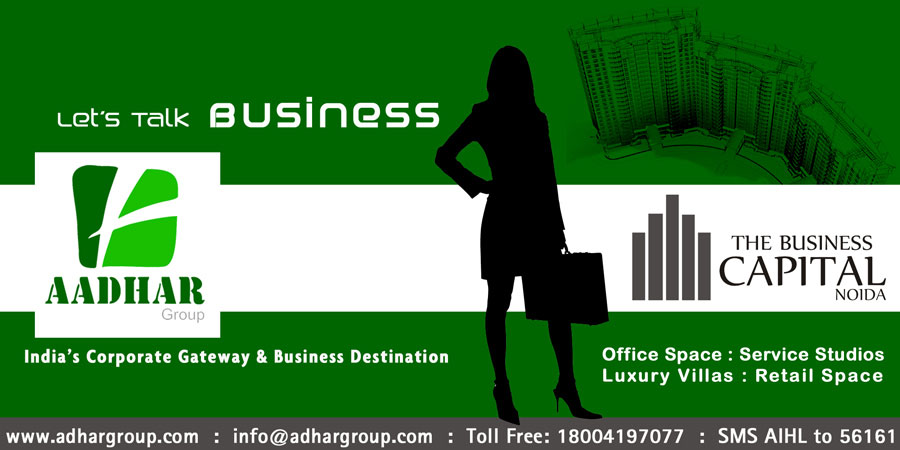 Aadhar Group - The Business Capital, Greater Noida (West)
