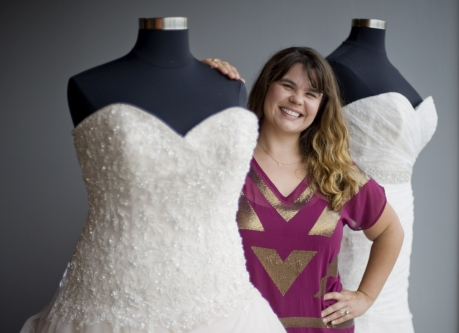 Plus Size Wedding Dress Store Opens In Los Angeles Area Strut