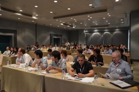 Feed industry professionals from throughout Asia and beyond gather in Bangkok