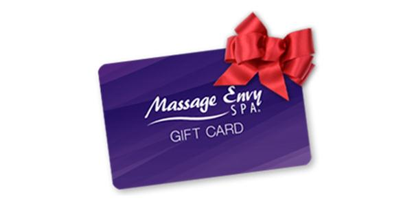 Dfw Massage Envy Holiday Gift Card Special Begins On Black