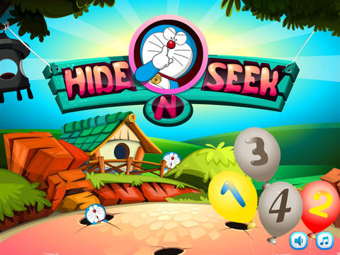 Riaxe launches a new game doraemon hide and seek for Doraemon new games