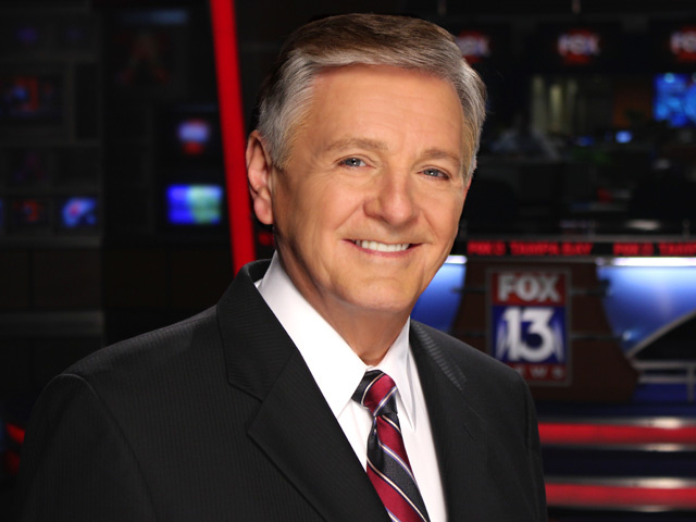 FOX 13 News Anchor John Wilson