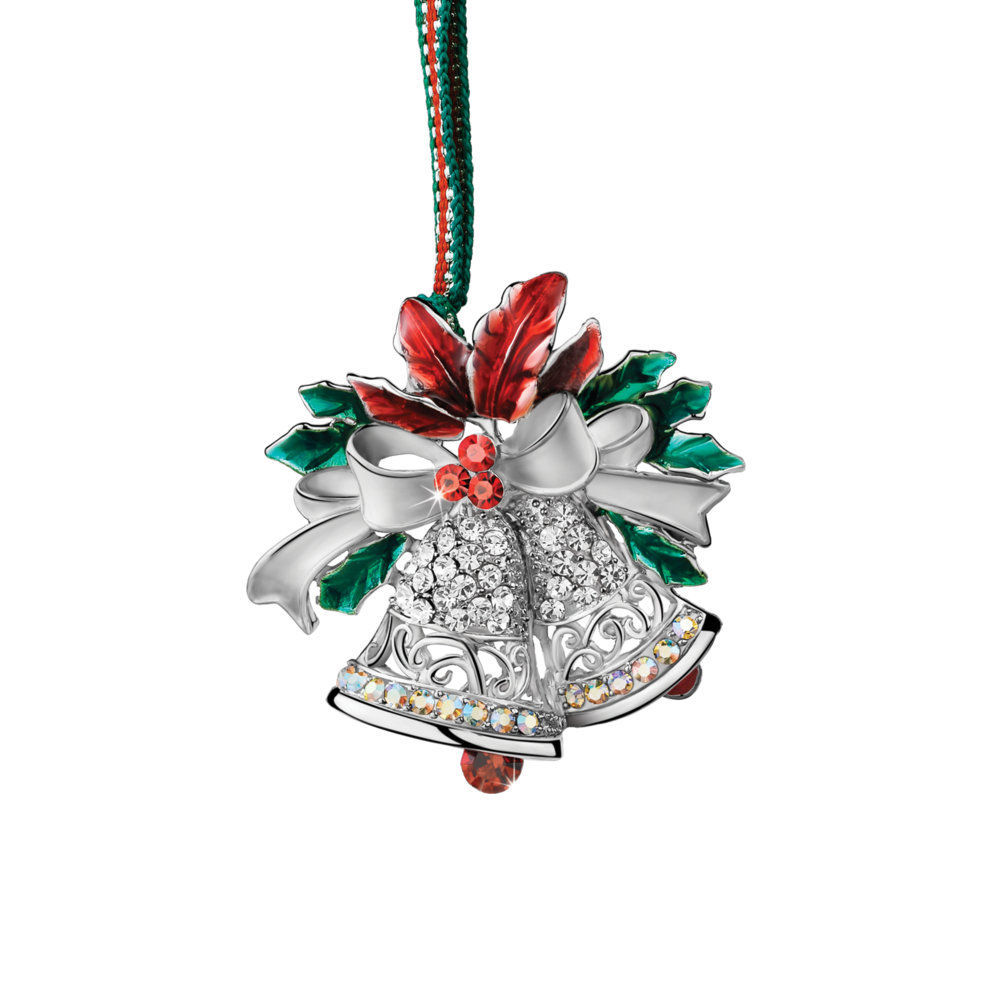 christmasbellsdecorationls4796 - Christmas Hanging Decorations