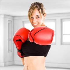 Kickboxing Classes at Home