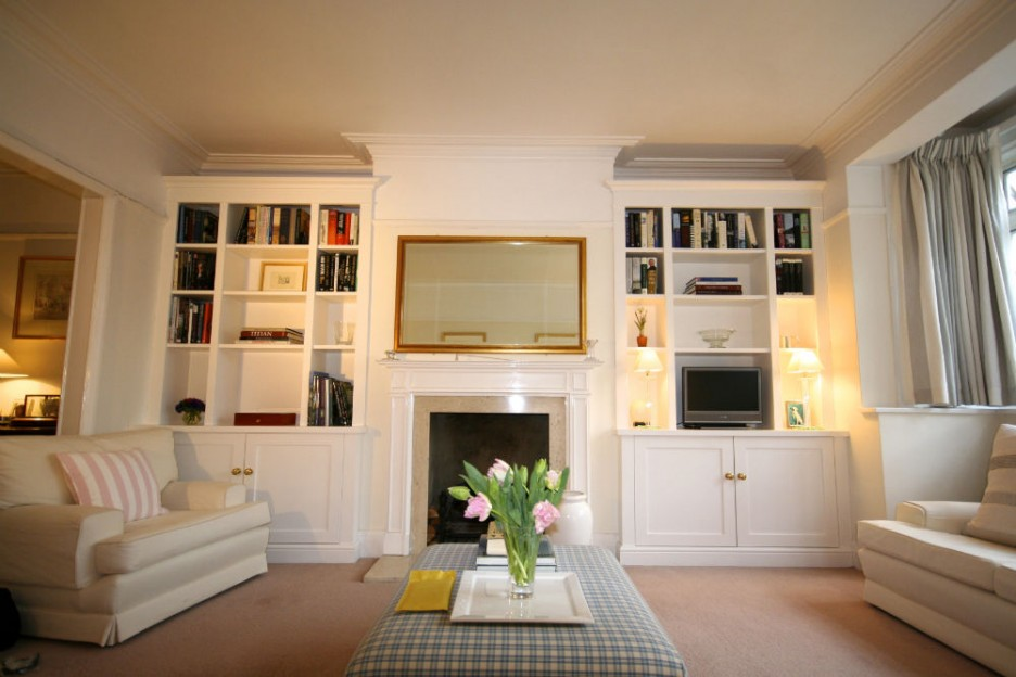 Your Alcove Units Specialists In London Bookcaseco Prlog