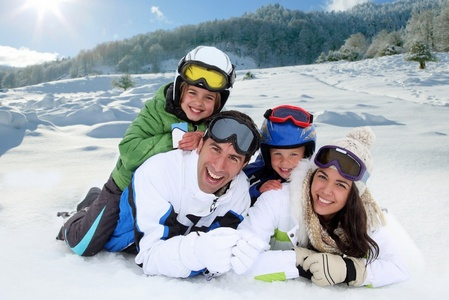 Asheville, NC has plenty to offer families during the winter months!