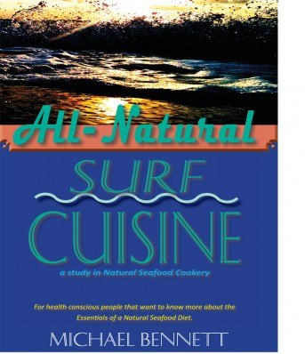 Cover of All-Natural SURF CUISINE