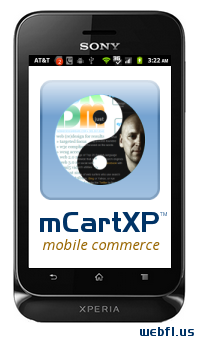 mCartXP Multi-Device Mobile Commerce App
