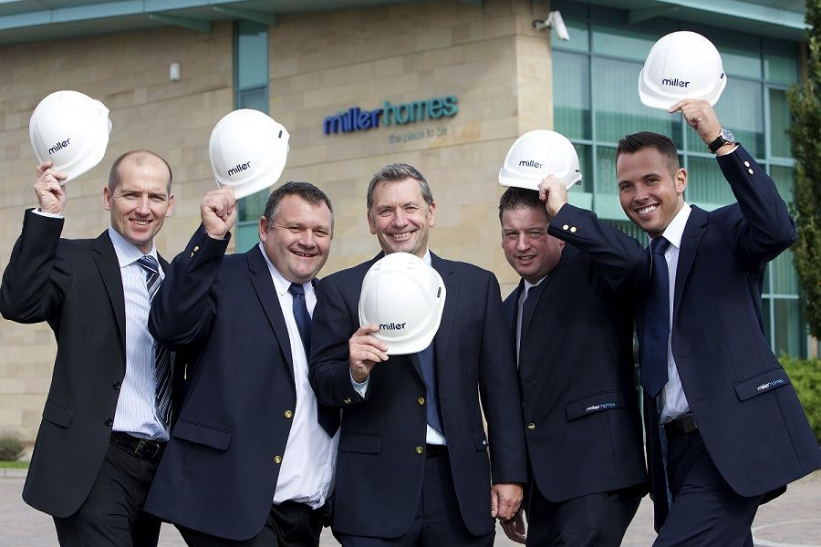 New Miller Homes Yorkshire Recruits