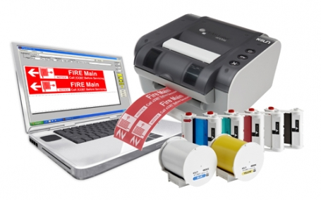 The new K-Sun PipeMarker V8 & PEARLabel 400iXL Thermal Transfer Printer.