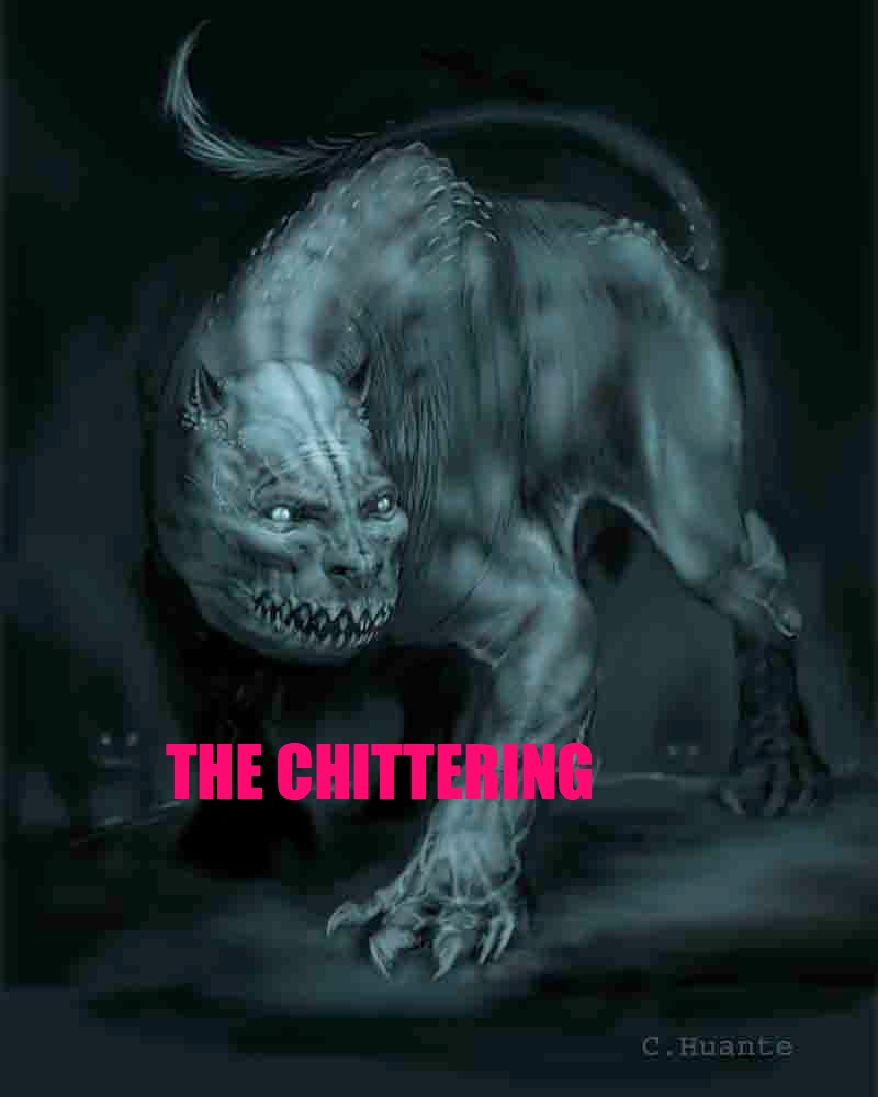 The Chittering One-Sheet 1