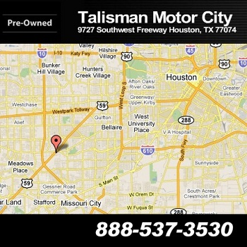 Talisman motor city offers just what holiday shoppers want for City motors pre owned