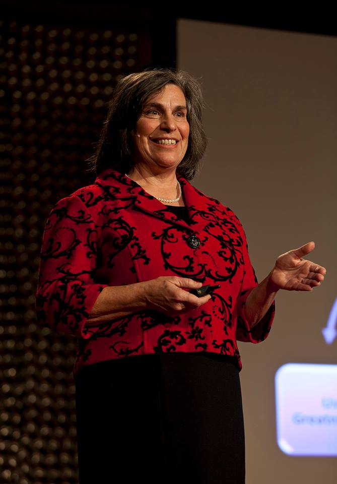 Susan Colantuono, CEO Leading Women