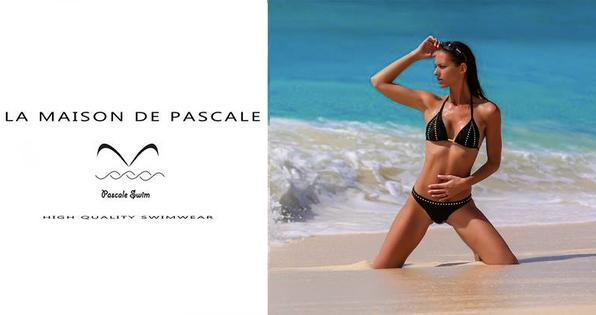 Italian model stefanella cesari is the new face of la maison de pascale prlog - La maison de pascale ...